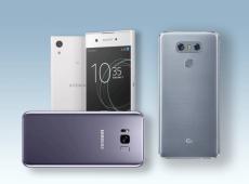 TOP10 najboljih kamera na Android telefonima