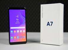 Samsung Galaxy A7 (2018) Recenzija – 3 Kamere Za Srednju Klasu