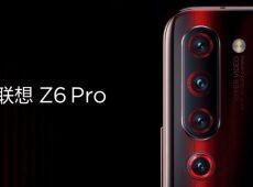 Otkrivene i prve slike Lenovo Z6 Pro telefona