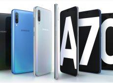 Samsung Galaxy A70 u prodaji od 16. aprila