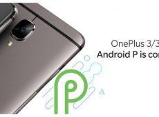 OnePlus 3/3T dobijaju stabilan Android Pie sistem