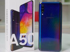 Samsung Galaxy A 50 dobija novu nadogradnju