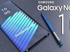 Samsung Galaxy Note10 Pro će doći sa 25W brzim punjačem