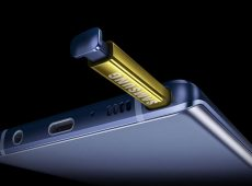 Galaxy Note9 dobija Night Mode kamere