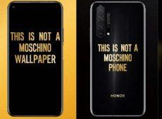 Honor 20 Pro dolazi u Moschino verziji