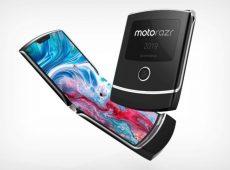 Motorola Razr savitljivi telefon dolazi u decembru