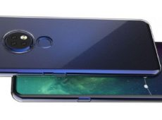 Nokia 7.2 pocurio dizajn poleđine telefona