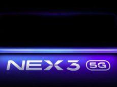 Vivo NEX 3 i NEX 3 5G specifikacije otkrivene